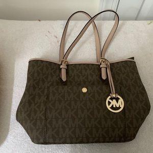 Michael Michael Kors Brown handbag